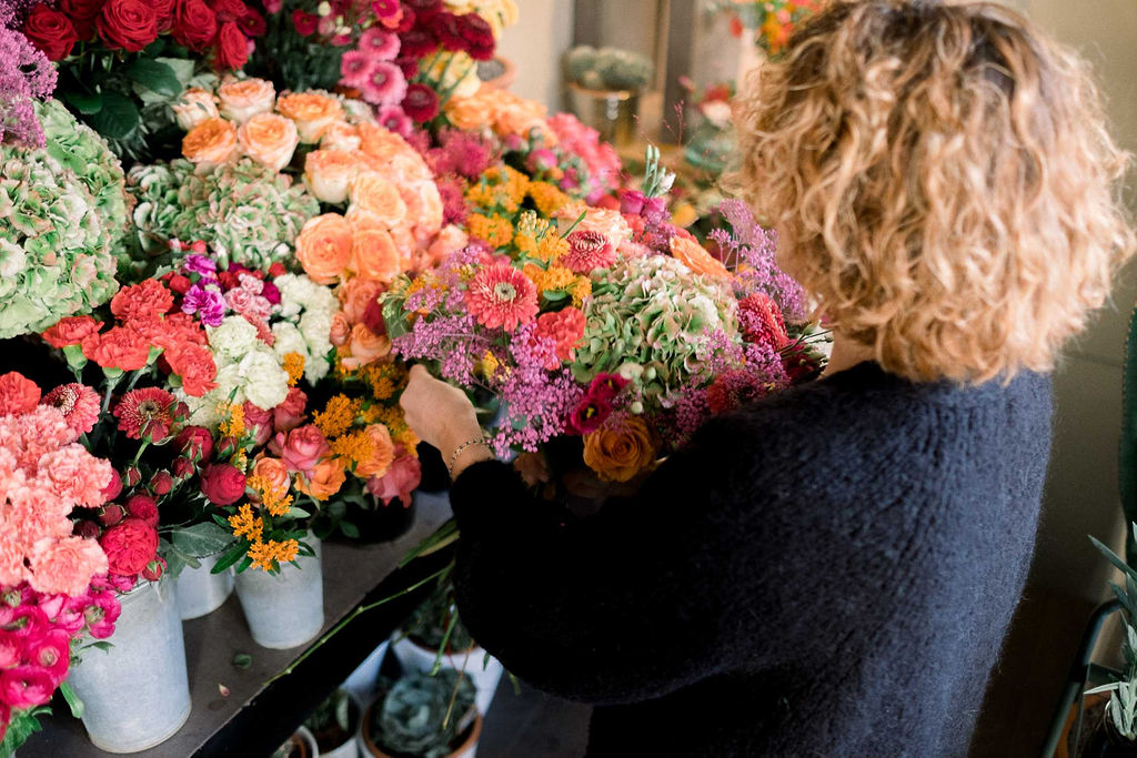fleurs de mariage ixelles