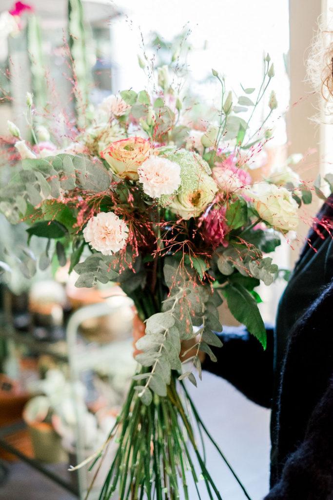 fleurs séchées bruxelles
