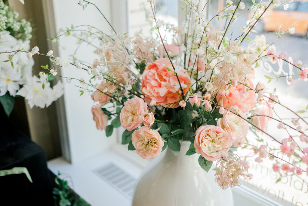 fleurs artificielles fleuriste ixelles