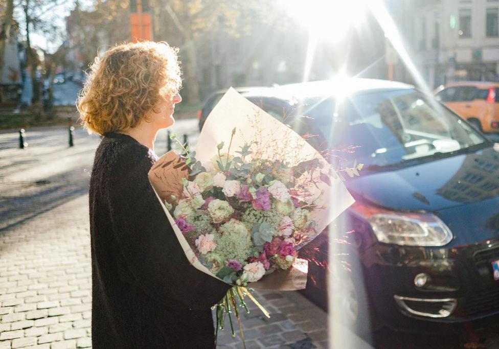 livraison de fleurs fleuriste ixelles