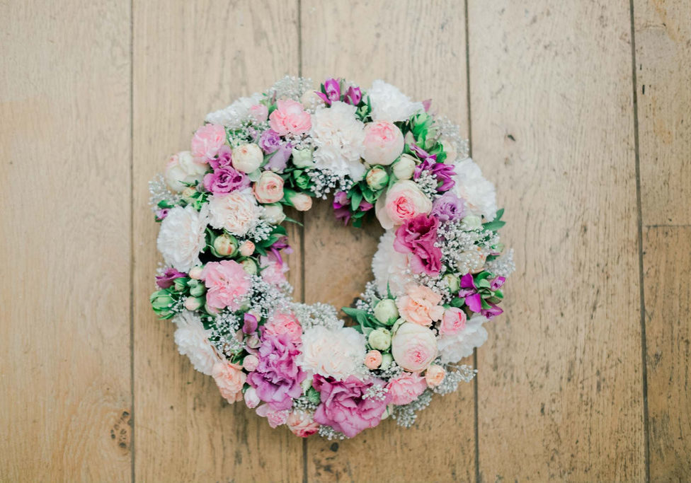 gerbe de fleurs fleuriste ixelles